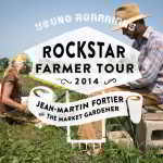 Rockstar Farmer Jean Martin Fortier in Richmond March 7
