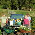 August 11: Ranfurly Farm Tour & Potluck