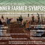 August 18th – REGISTER NOW for ACORN'S 3rd Beginner Farmer Symposium + Mixer