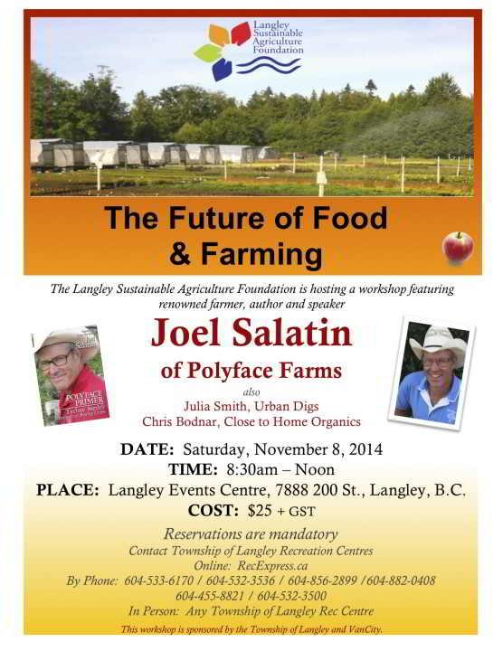 Salatin Poster