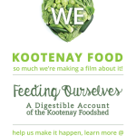 Feeding Ourselves Kootenay Crowdfunding Campaign – Check it Out!