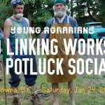 Kelowna, BC: January 24 Land Linking Workshop & Potluck Social