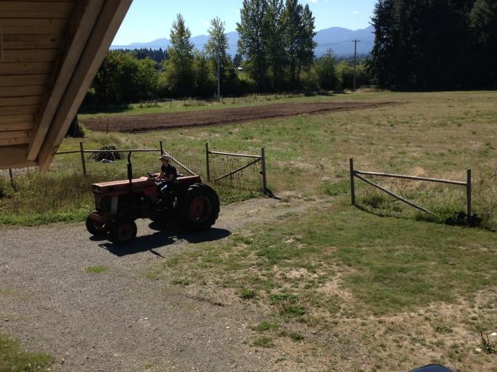 Kotilla - Merville Organics Tractor