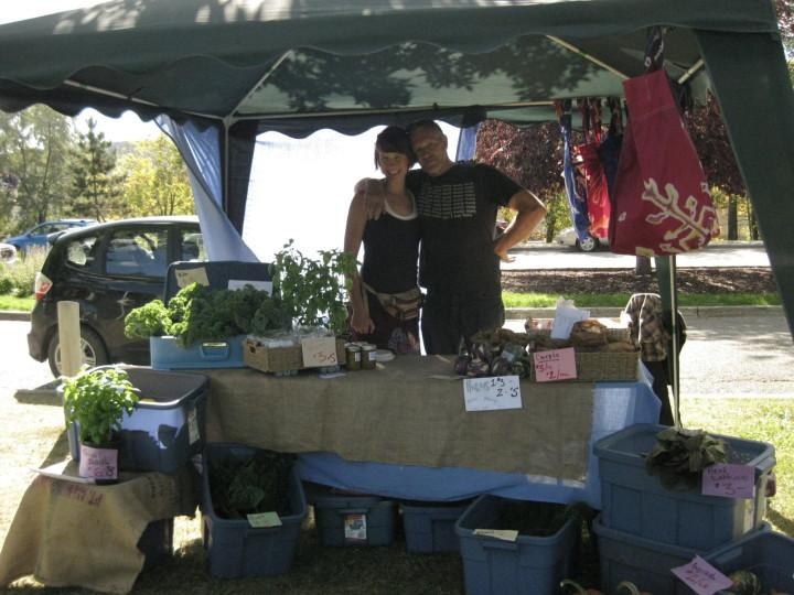 Puddle Produce Williams Lake Farmers Market