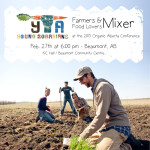 Feb 27: Beaumont, AB – Young Agrarians Mixer