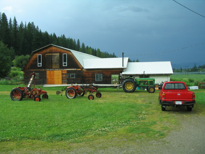 West Enderby Farm BC