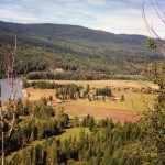 LAND: Market Garden & House for Lease, Quesnel, BC