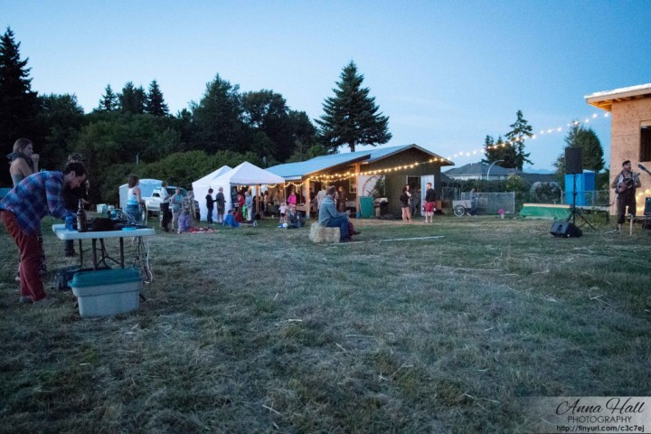 Young Agrarians Events Harvest Festival at Zaklan Heritage Farm Tour Potluck