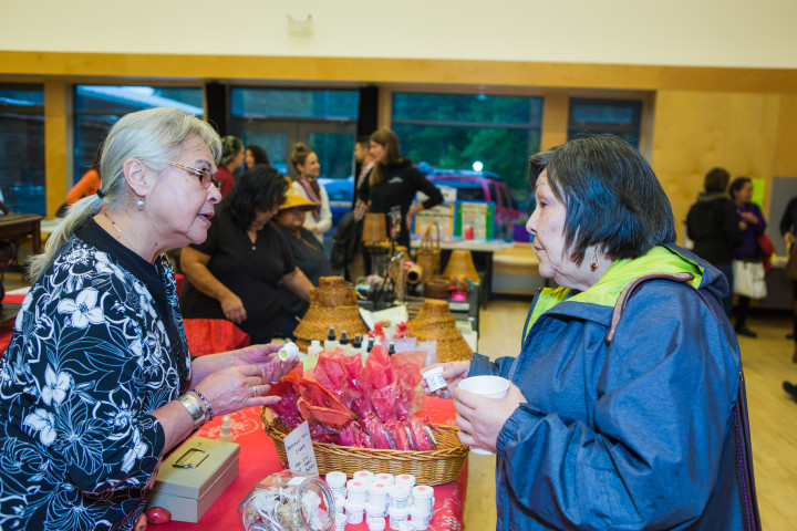 Vancouver Island Traditional Foods Conference