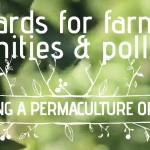 OCTOBER 24 & 25: Growing a Permaculture Orchard, Kingston & Guelph, ON