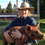 DeLisa and Tamworth piglet_GFF 052015 (1)