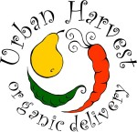 Urban Harvest Organic Delivery Logo