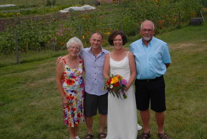 Margaret, Adam, Jen and Mike.