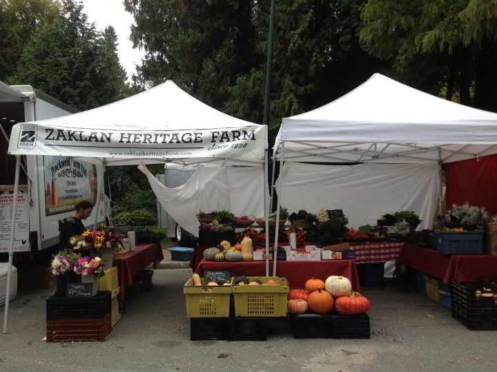 Zaklan Heritage Farm Stall at local farmers market
