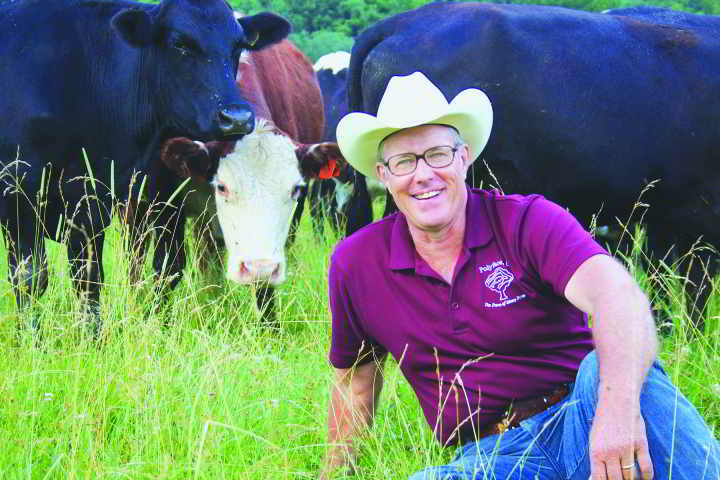 Joel Salatin at Polyface Farm