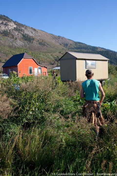 Golden Ears Farm Climate Change Adaptation