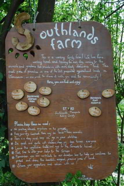 Farm Event Vancouver Southlands Heritage Farm