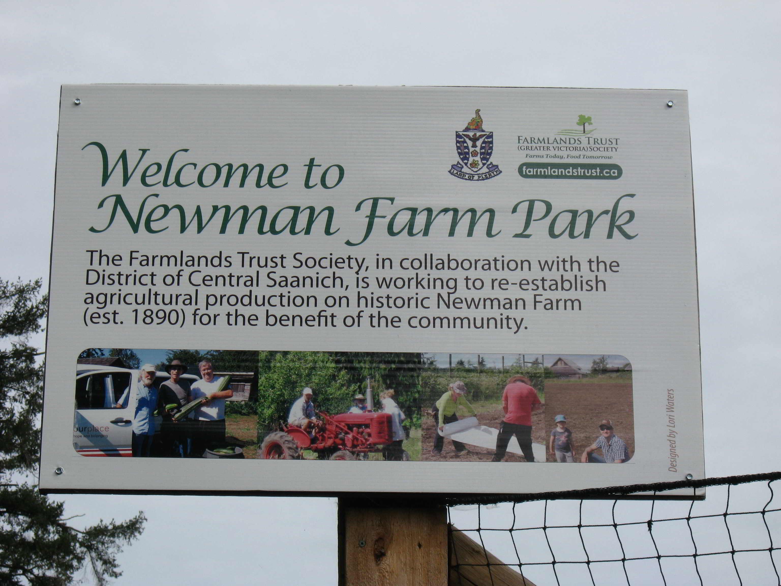 Farm Job Farmlands Trust Victoria