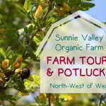 Aug 20: Sunnie Valley Farm Tour and Potluck, Westlock, Alberta