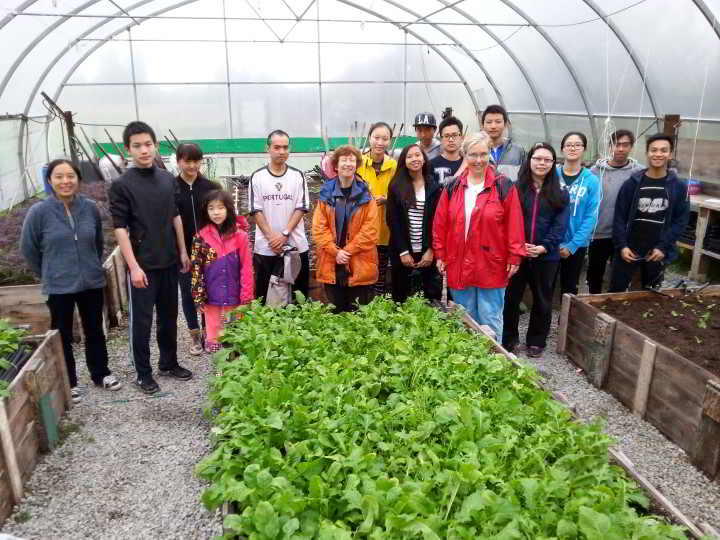 Job Sharing Farm Richmond BC