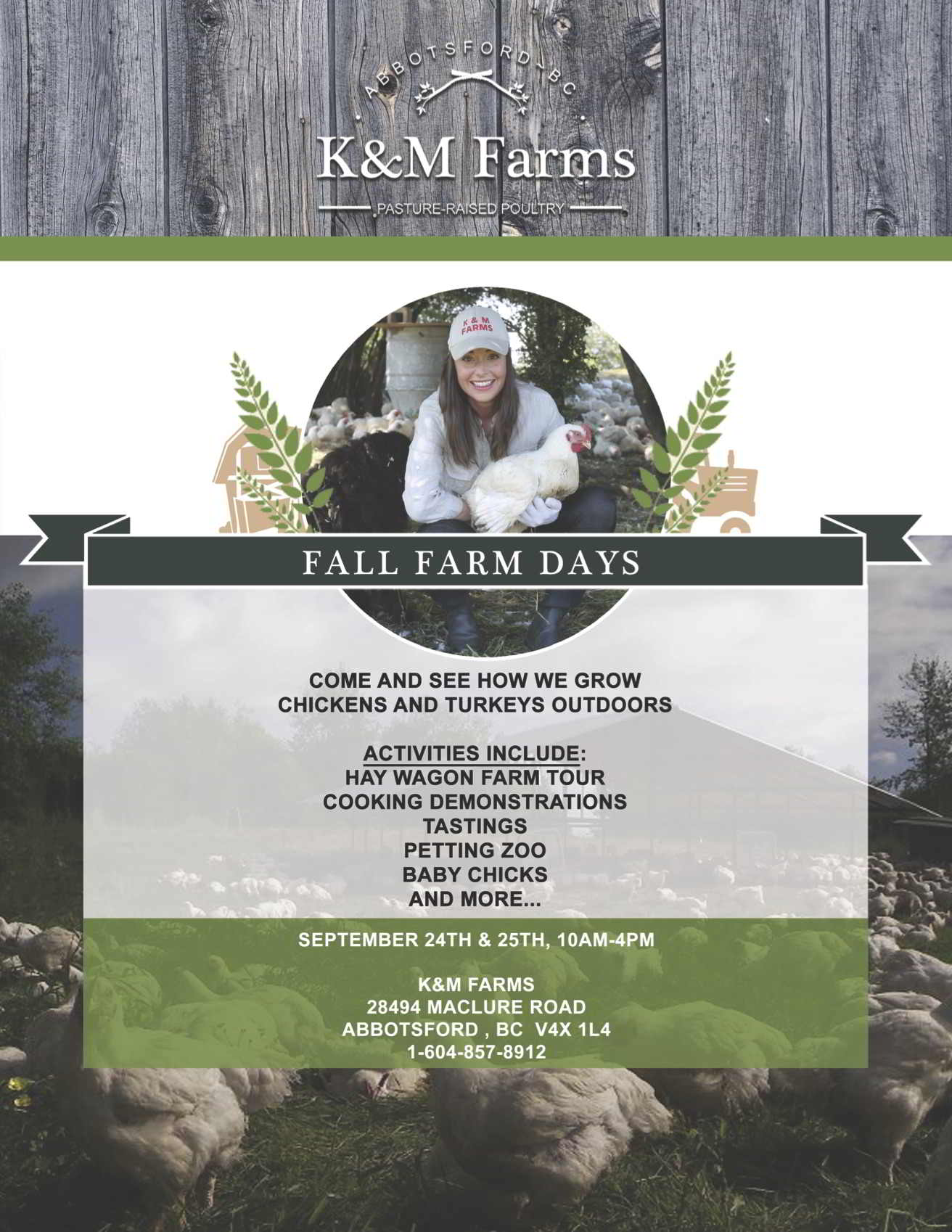 Farm Event K&M Farm