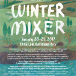 January 28-29: SHAWNIGAN LAKE, BC – Young Agrarians 4th Vancouver Island Winter Farmer Mixer