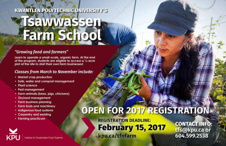 Tsawwassen Farm School