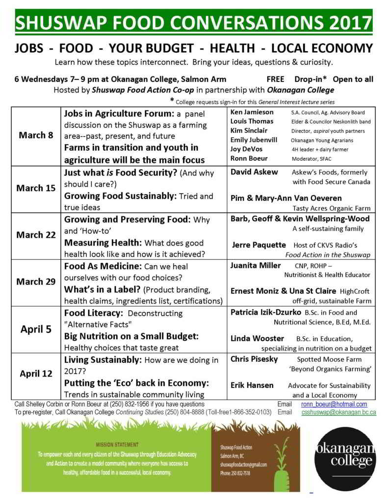 2017 Spring Shuswap Food Conversation poster (1)