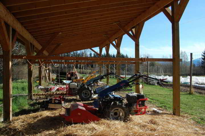 Creston Valley Farm Tool Shed