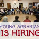 JOB – Alberta Young Agrarians Regional Coordinator