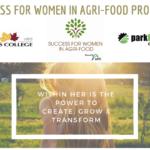Bursaries: Success for Women in Agri-Food Program