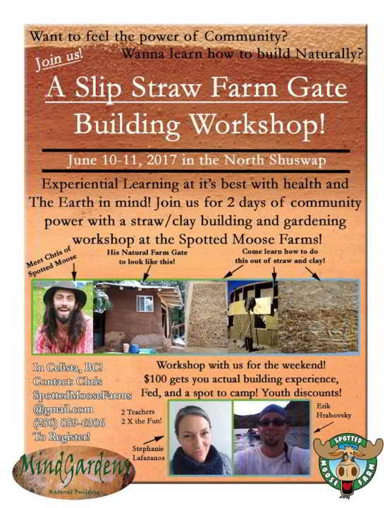 straw workshop