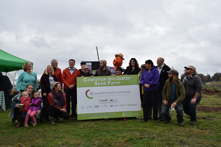 Cowichan Green Community