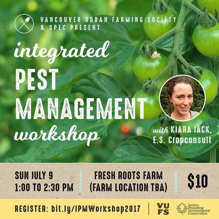 Integrated Pest Management Workshop