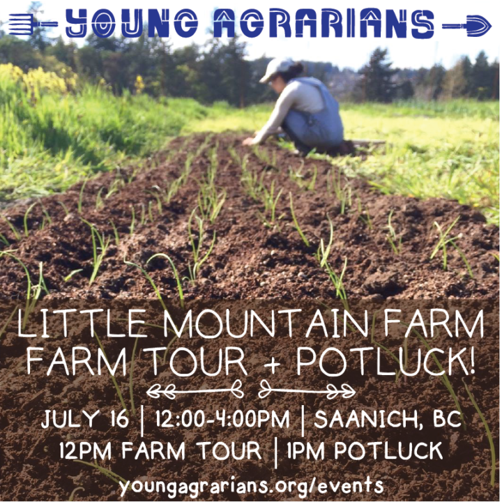 Little Mountain Farm Tour Potluck