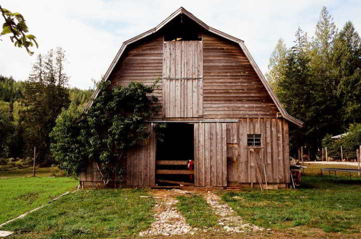 Blue Jay Lake Farm Barn