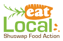Shuswap Food Action logo