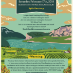 February 17: Penticton – South Okanagan Land Link