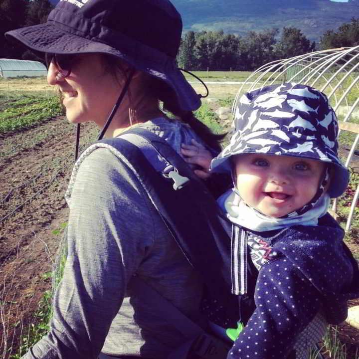 Business mentorship farmer at lightfoot farm
