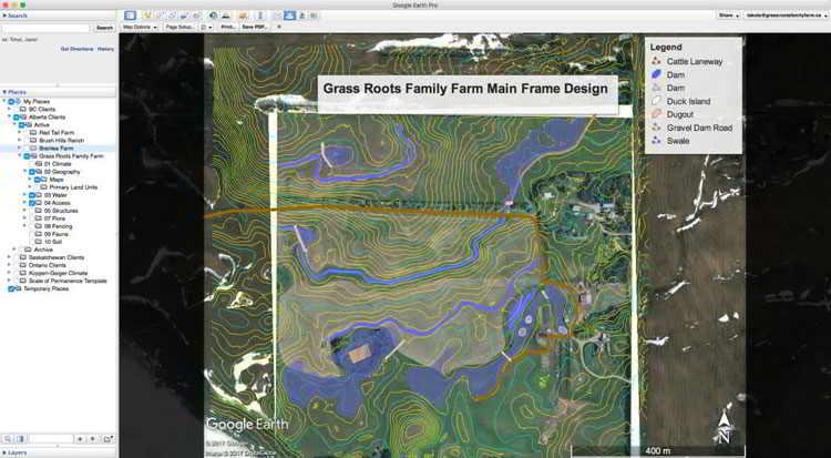 land-design-course-maps