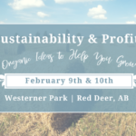 Feb 9 & 10: Organic Alberta Conference – Red Deer, AB
