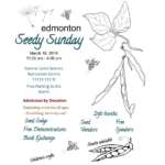 Mar 18: Edmonton, AB – Seedy Sunday