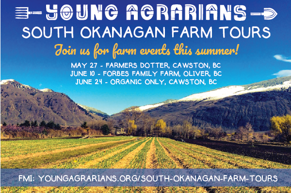 South Okanagan Farm Tours