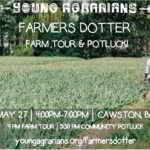 May 27: Cawston, BC – Farmers Dotter Organics Farm Tour & Potluck