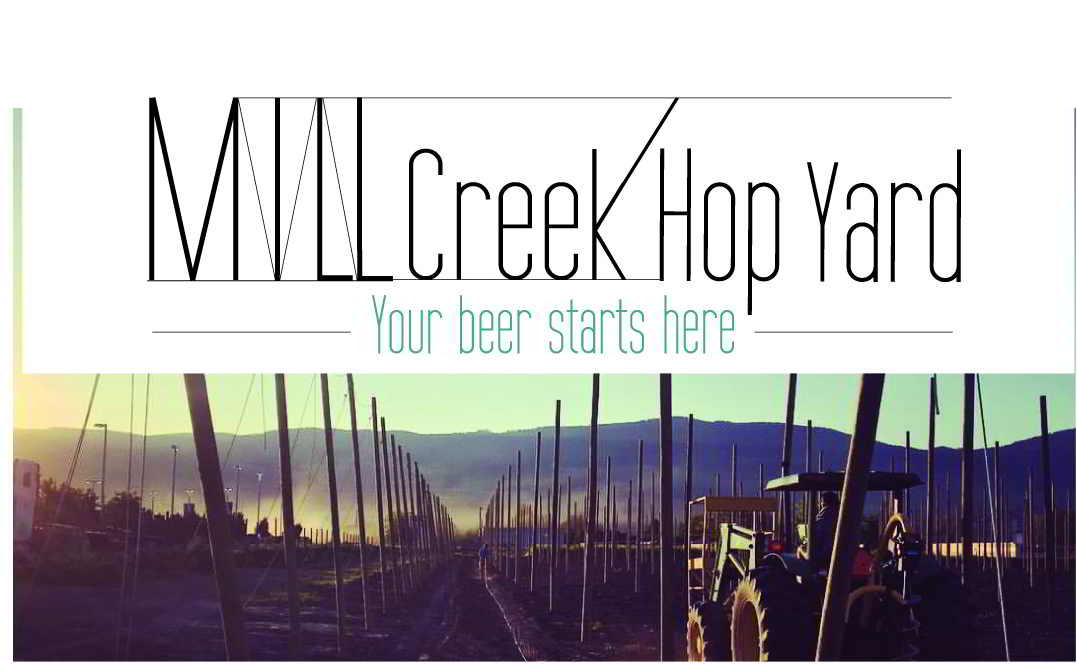 Mill Creek Hop Yard promo