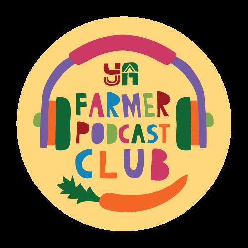 YA Farmer Podcast Club icon