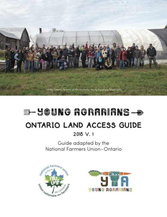 NFU-O Land Access Guide