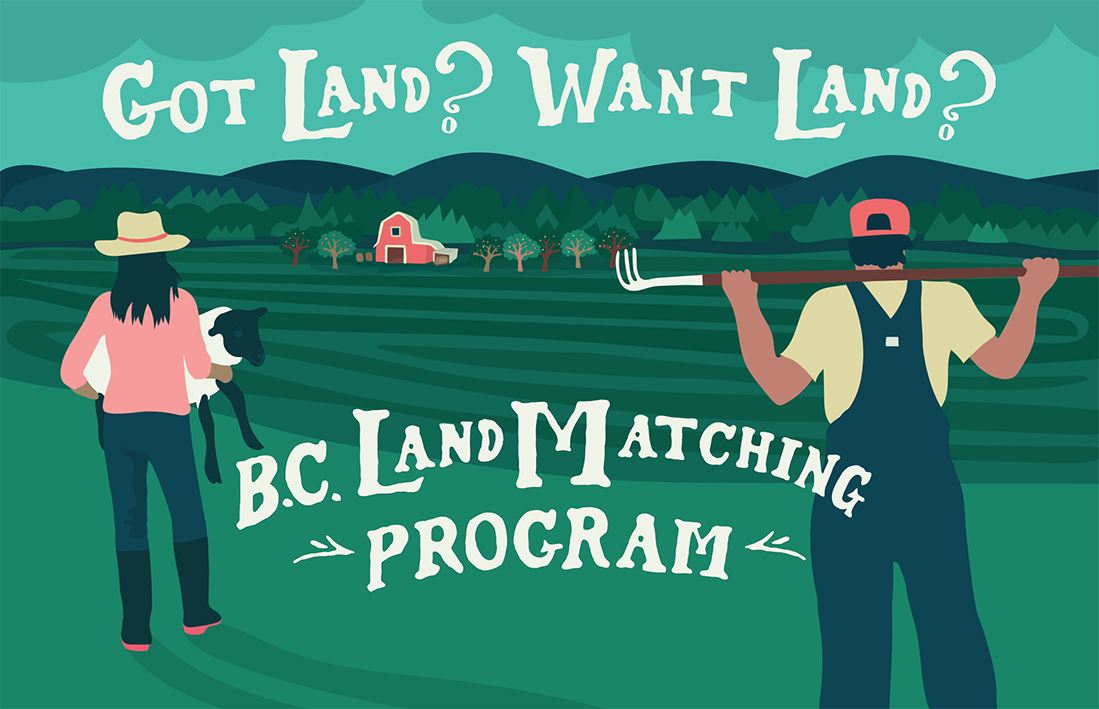 BC Land Matching Program