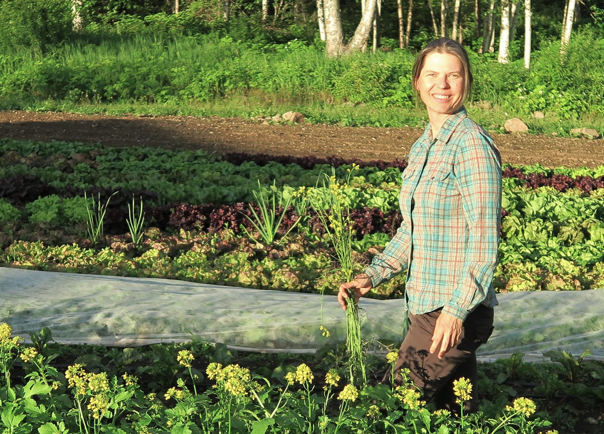 Jolene swain, land matcher, central and northern bc, BC Land Matching Program, b.c. land matching program, young agrarians