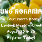AUG 25-26: KOOTENAYS – North Kootenay Lake Multi-Farm Tour
